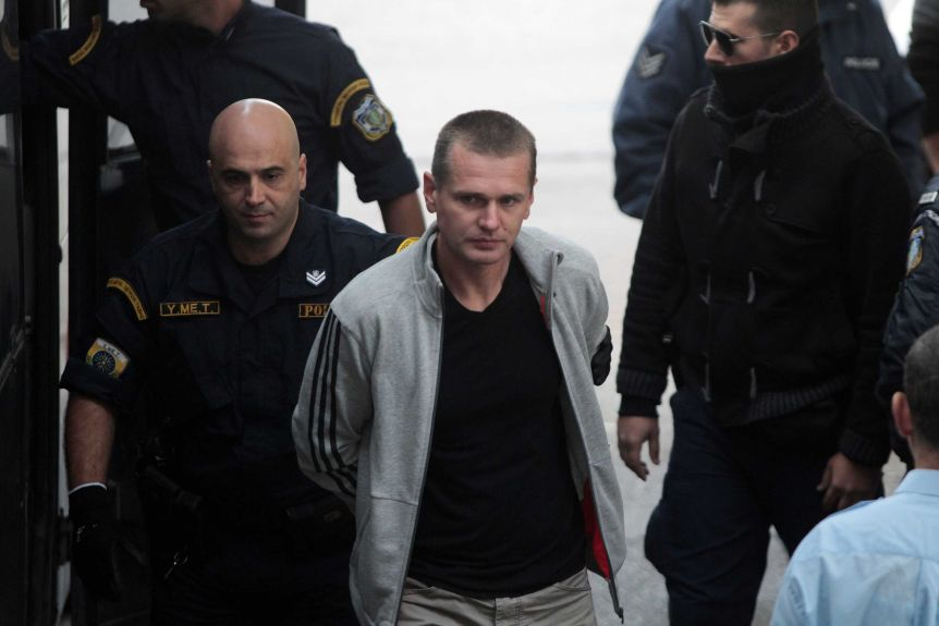 Alexander Vinnik was extradited from Greece to France.