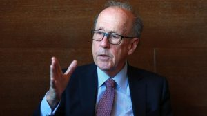 American Economist Stephen Roach: 'U.S. Dollar in the Early Stages of Sharp Decent'