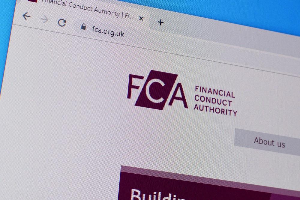 FCA web page