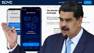 Venezuela's State-Run 'Defi' Crypto Exchange Goes Live After Maduro's Anti-Blockade Speech