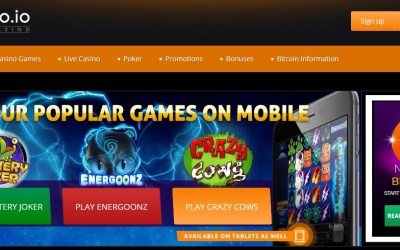BitCasino.io Adds Microgaming Games via Quickfire in a Bitcoin Industry First