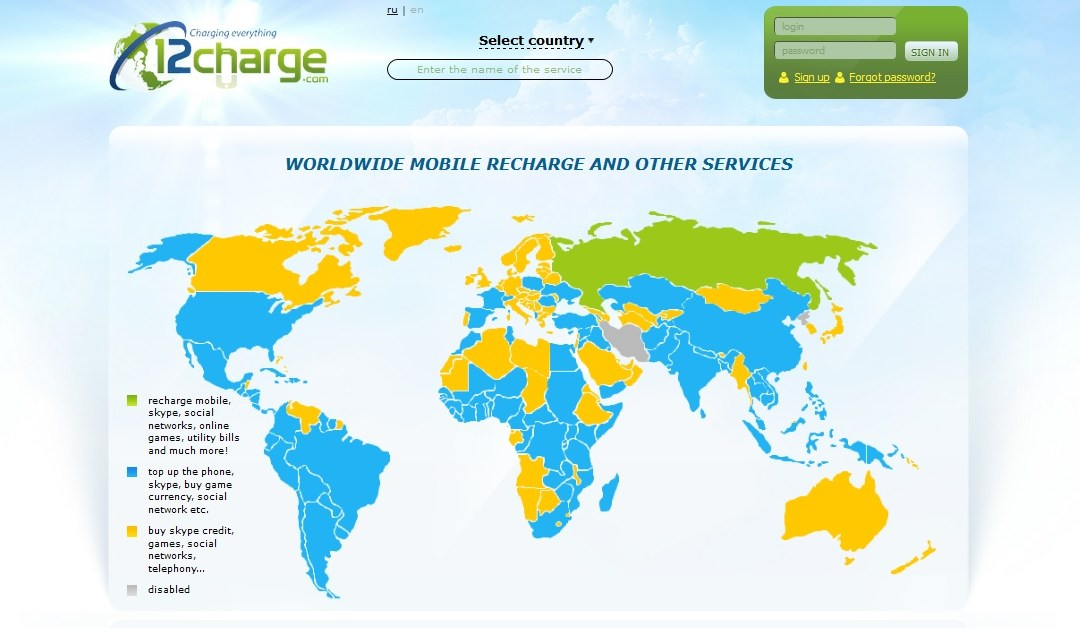 12charge.com Launches Worldwide Mobile Recharge With Bitcoin, Utility Bills Payments With Cryptocurrency, And More