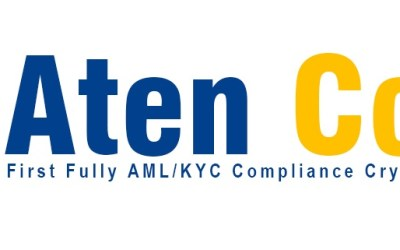 """Pioneering Aten """"Black Gold"""" Coin to Offer New Patented Digital Wallets"""