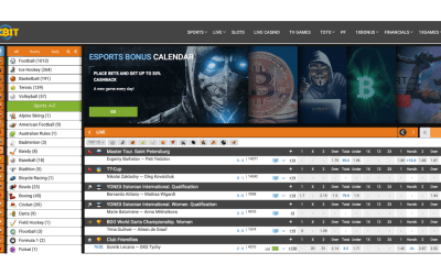 1xBit Improves Bitcoin Sports Betting Services in Its Latest Upgrade