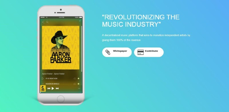 Bitcoin PR Buzz. VOISE Decentralized Music Platform