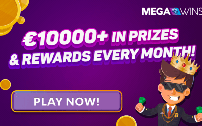 Megawins Continues to Pay €10000+ in Rewards Every Month!