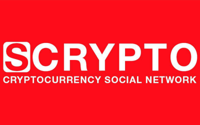 Cryptocurrency Social Network, Scrypto.io Announces Crowdsale