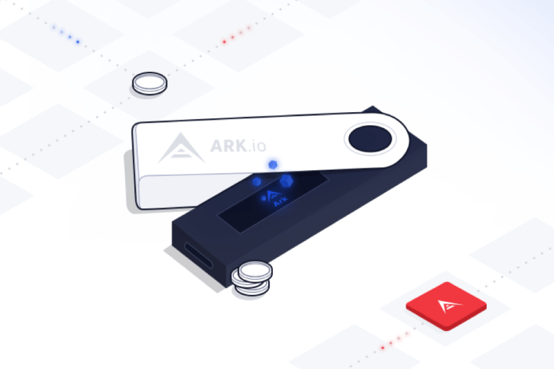 ARK Coin Ledger Hardware Wallets Bitcoin press release