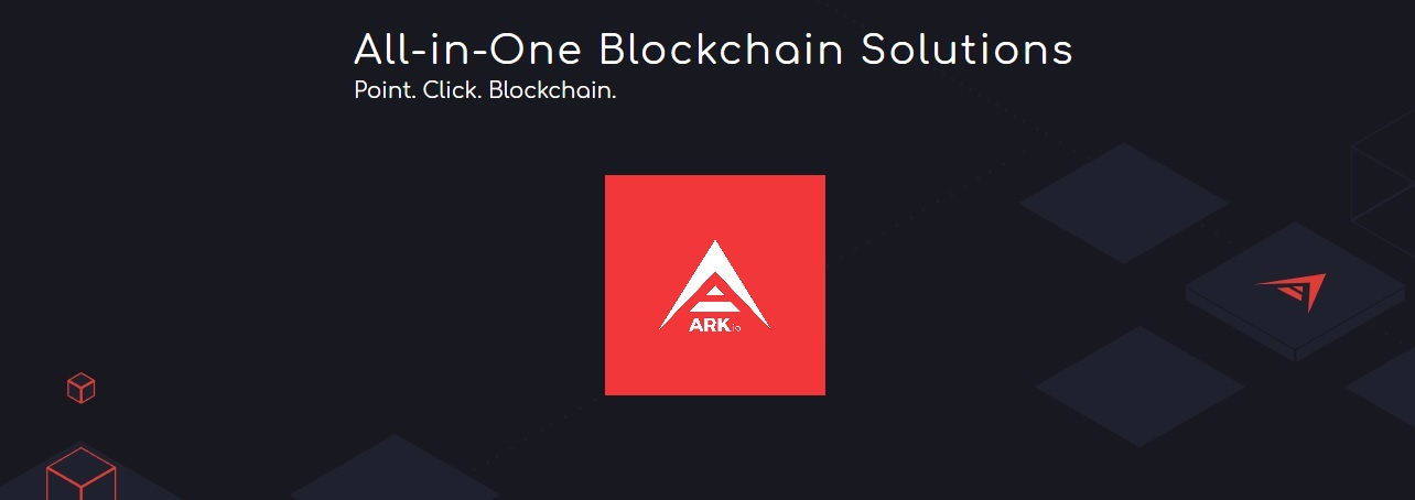 ARK-Blockchain-Press-Release