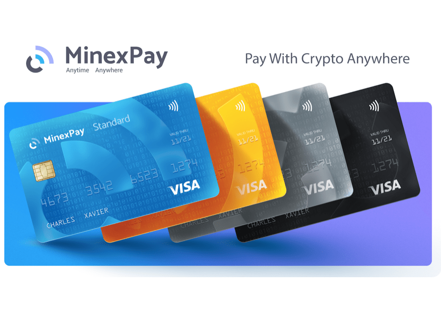 MinexPay Press Release