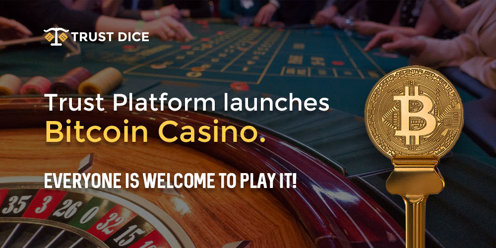 Trust Dice Launches New Provably Fair Betting Platform, Bitcoin Casino