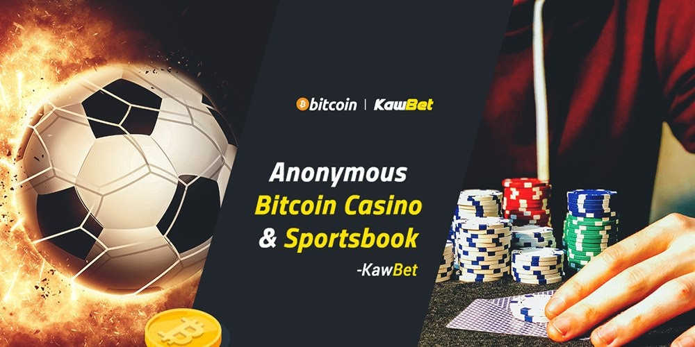 Bitcoin Casino & kawBet Press Release