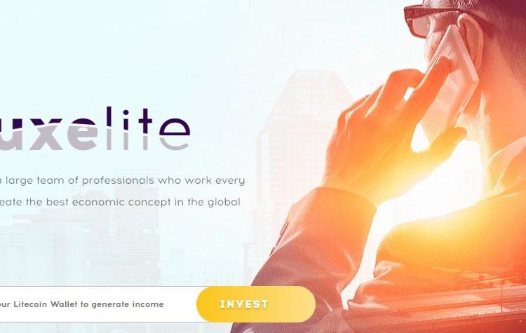 Luxelite Litecoin Investing