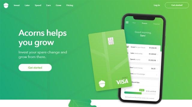 Acorns - Investing App
