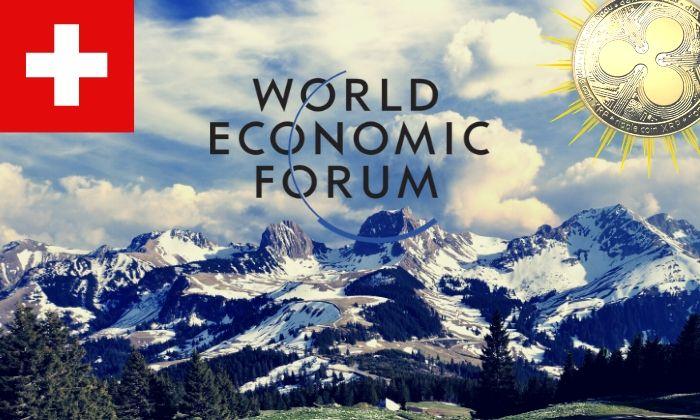 Davos 2020 – Ripple, Brad Garlinghouse, President Trump & Christine Lagarde