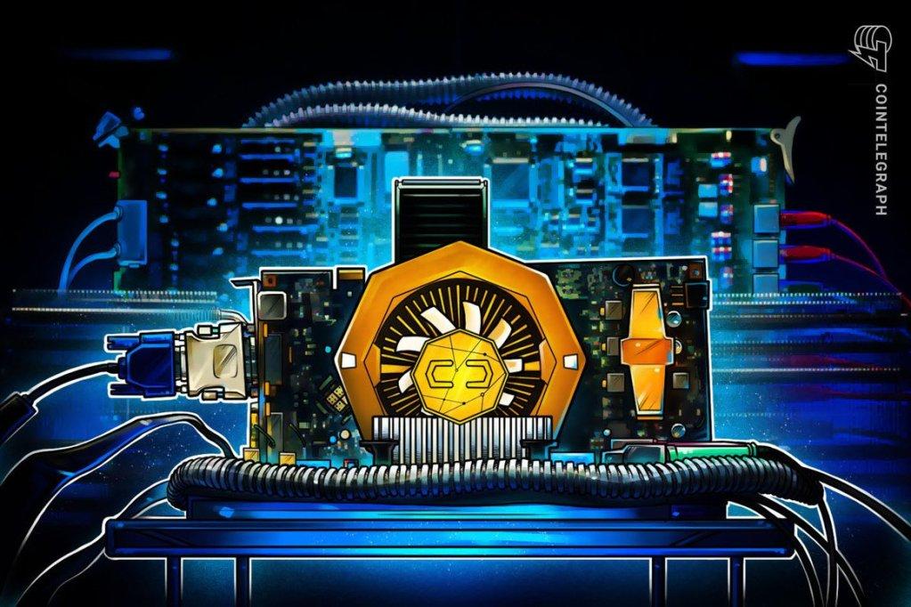 Nvidia again limiting crypto mining on its RTX-3060 gaming graphics card