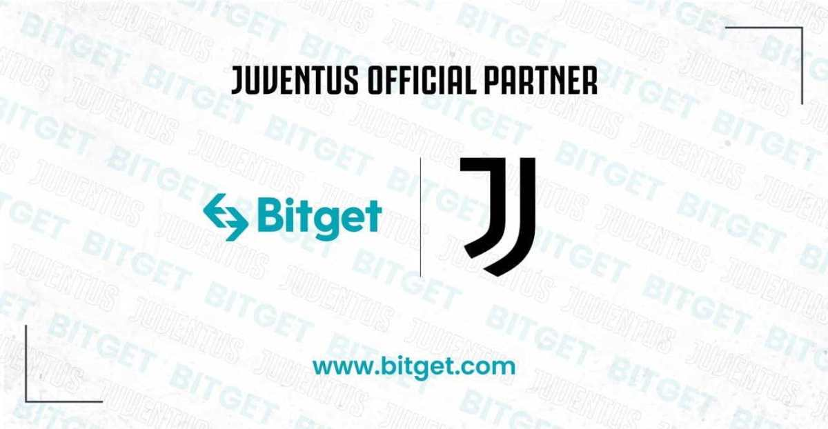 Cryptocurrency Derivatives Exchange Bitget to Sponsor Juventus as Its First-Ever Sleeve Partner