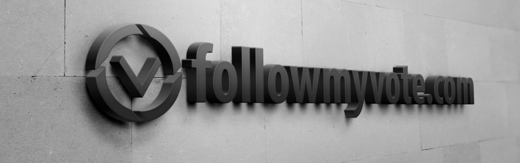 3d-wall-logo-follow-my-vote-2-grayscale