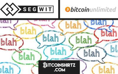 Segregated Witness Vs. Bitcoin Unlimited, Explaining Bitcoin's Block Debate