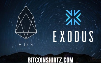 Store And Exchange EOS Tokens In The EXODUS Wallet
