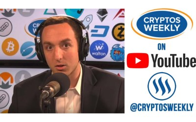 Check Out Cryptos Weekly For Market And Industry News In The Blockchain Space.