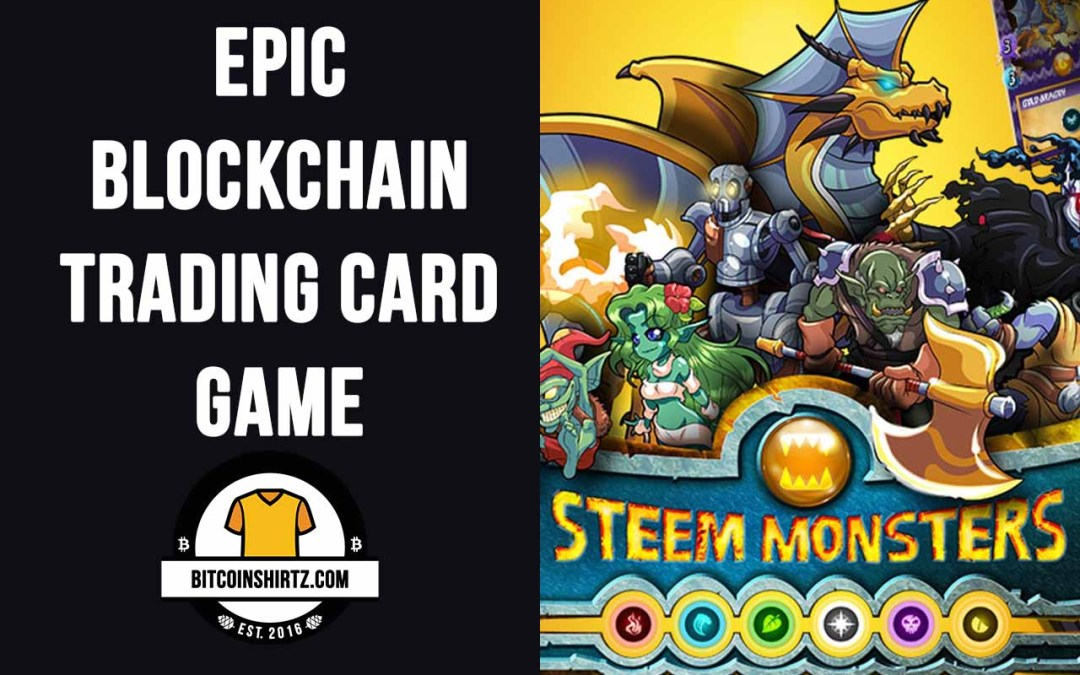 STEEM Monsters Is An Epic Blockchain Trading Card Game