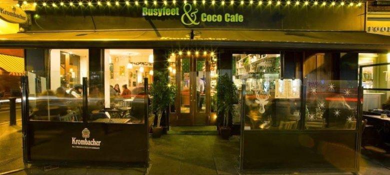 Busyfeet & Coco, South William St, Dublin 2