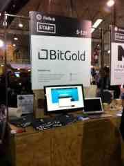 bitgold-websummit-booth