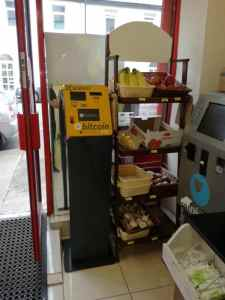 Bitcoin & Ethereum ATM in Your Local Shop Glanmire Road Cork