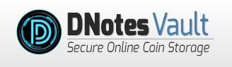 DNotes Vault Logo