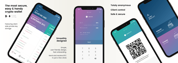 Lumi Is A Comparatively New App Dealing With Cryptocurrency However It Can Compete Other Wallets Very Successfully To Start Its Anonymity
