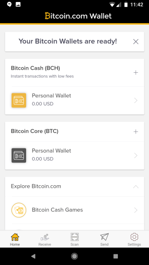 You almost fixed it! Bitcoin CORE? Come on.....