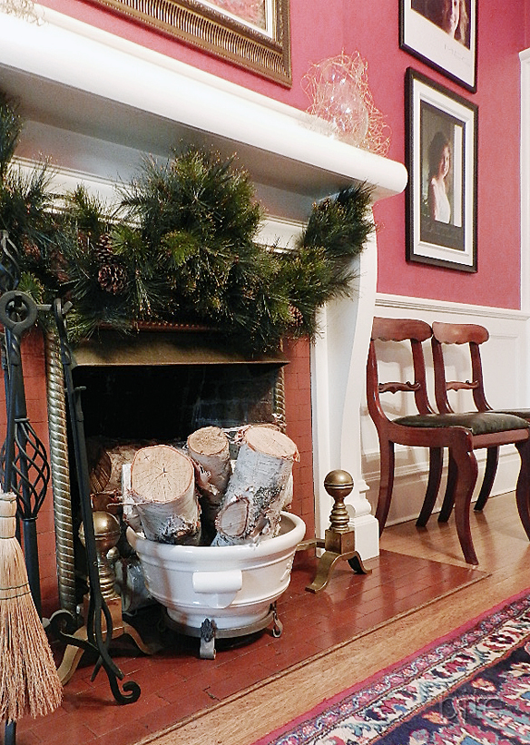 Christmas on Carmarthen 2012