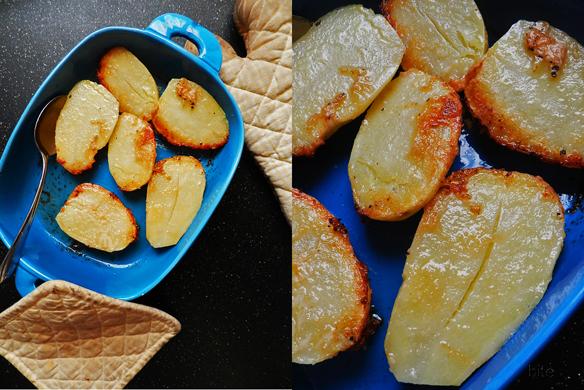 potato parmesan crisps