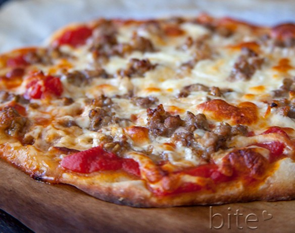 the world's best pizza crust