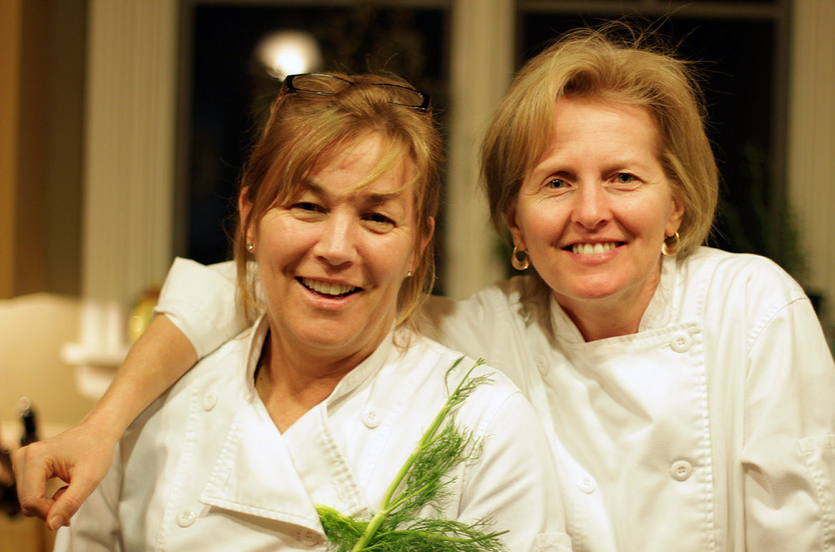 Hospice Fundraiser – a cooking class for friends