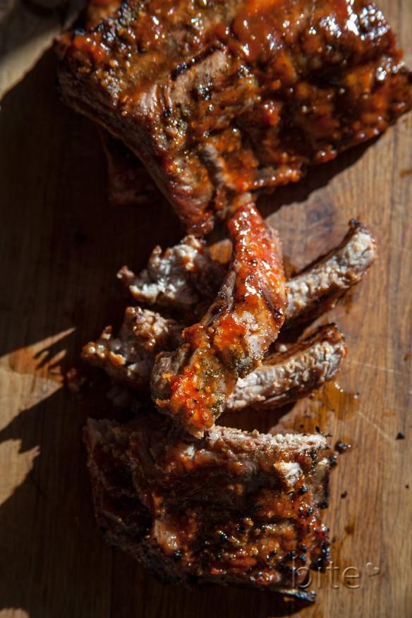 ribs, ribs, ribs and the sauce