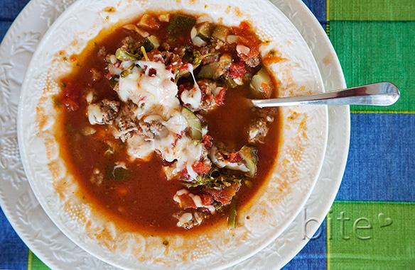 Sausage and Broccoli Soup
