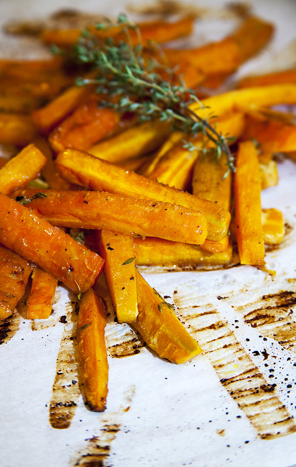 candied carrots to die for