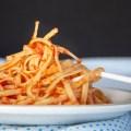 Marcella Hazan's Rich Tomato and Butter Sauce / bitebymichelle.com