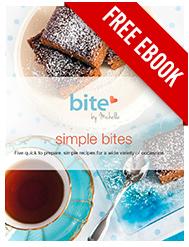 Simple Bites - Free eBook of 5 easy recipes