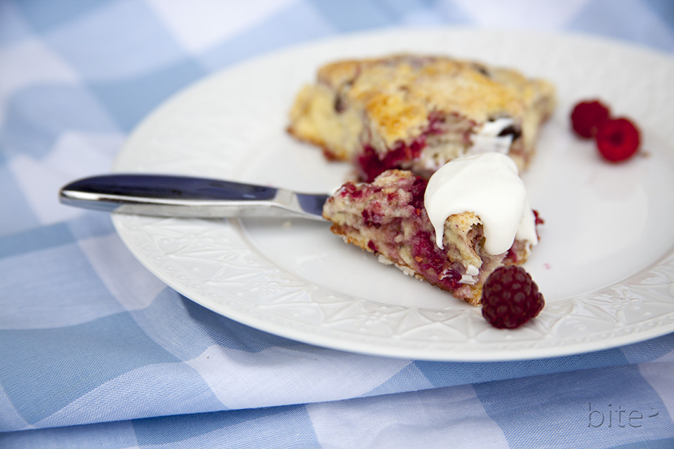 raspberry chocolate chip cream scones – my free ebook