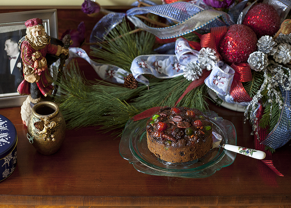 Christmas fruitcake – one hundred year old family recipe