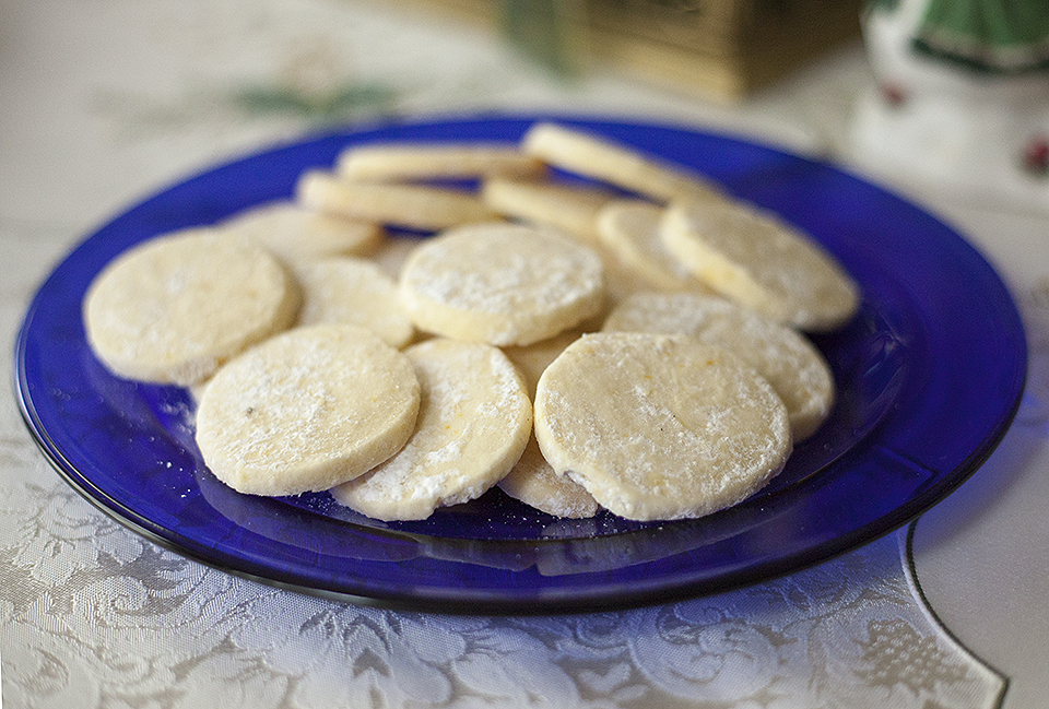 a new Christmas cookie recipe