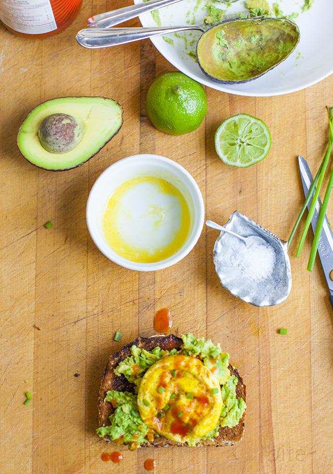 avocado toast - thanks gwyn - bitebymichelle.com