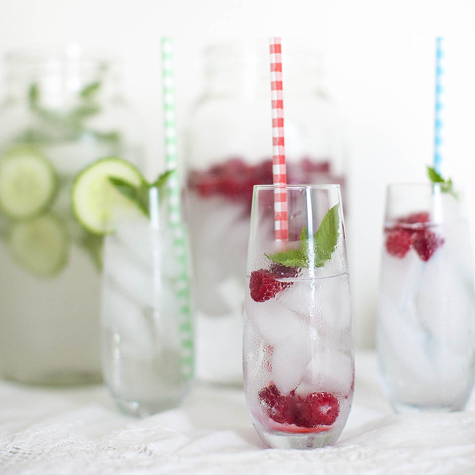 natural fruit flavoured water - bitebymichelle.com