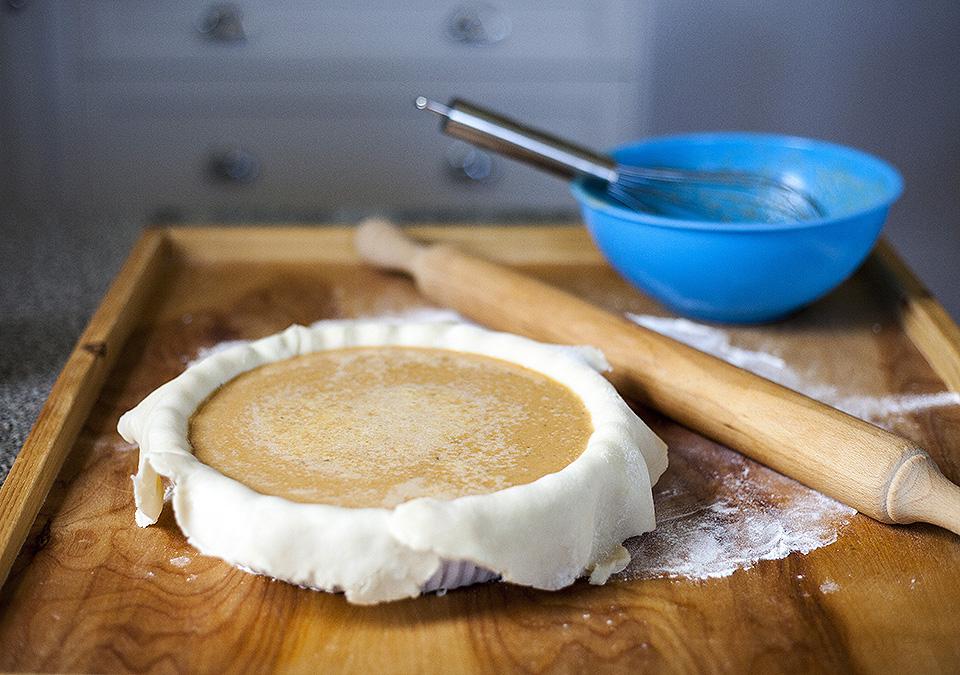 pumpkin pie or better yet grateful pie l bitebymichelle.com