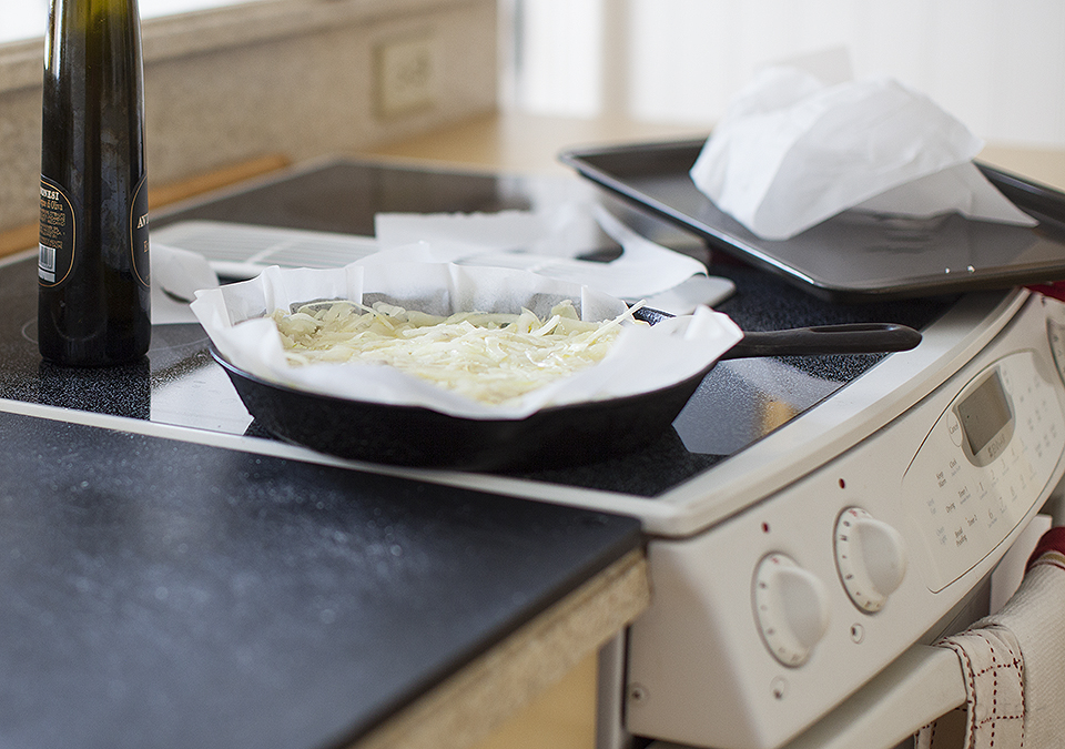 potato rösti - a hankering for comfort l bitebymichelle.com