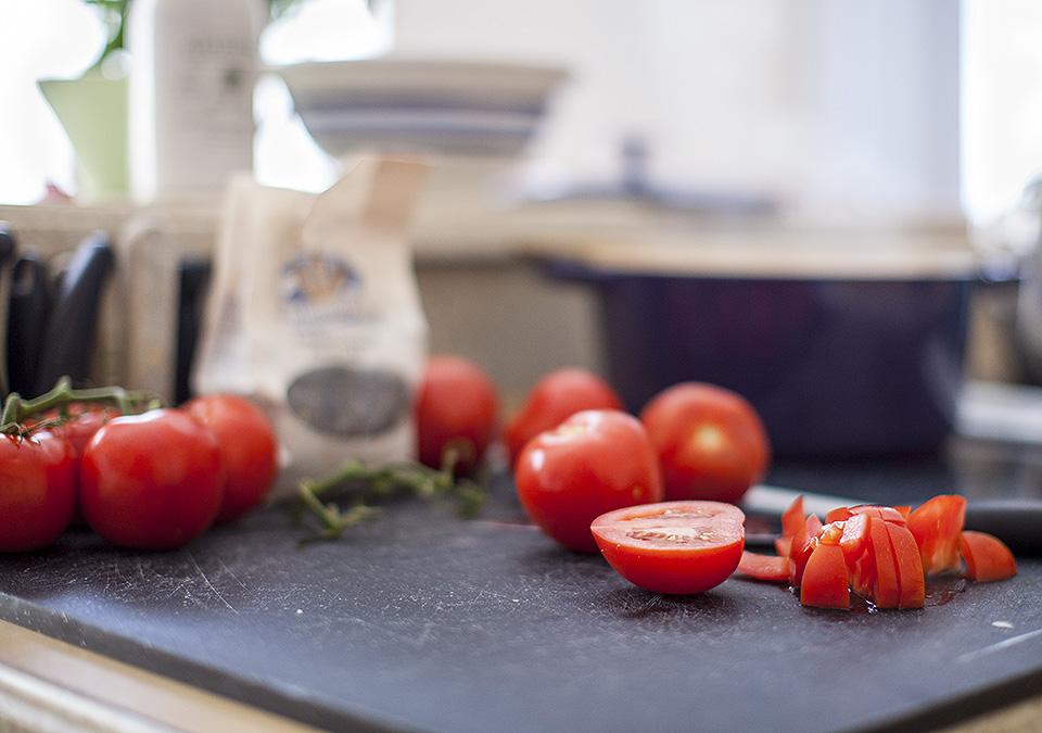 lentil soup - make your belly glad l bitebymichelle.com