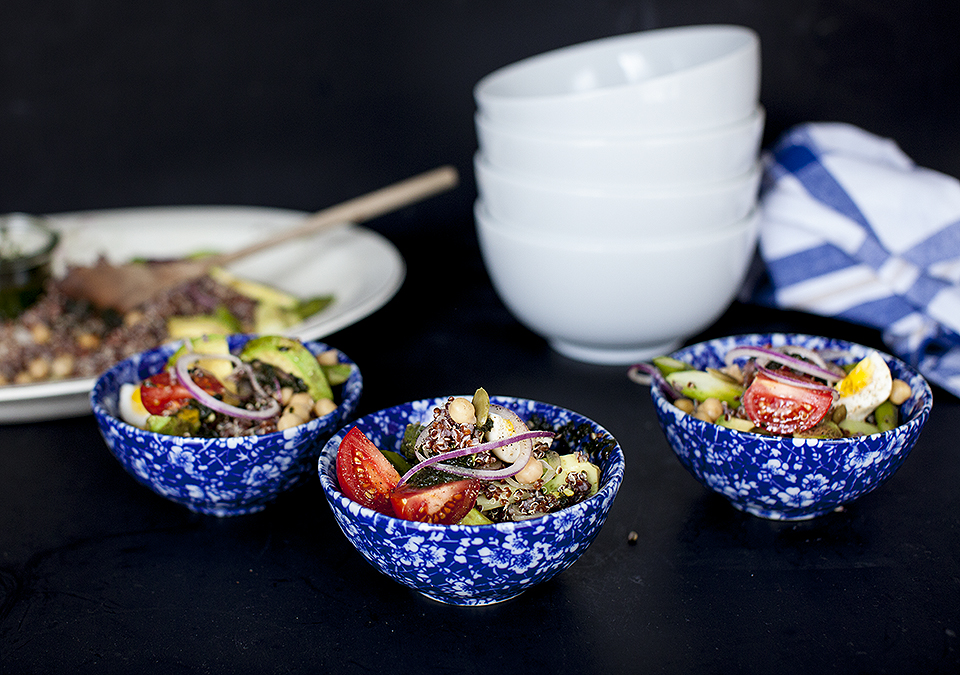 lunch bowls - power packed l bitebymichelle.com